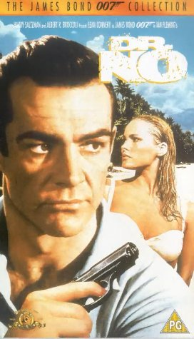 Dr. No VHS Edition